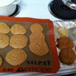 大好き♥低糖質ピーナッツバタークッキー
