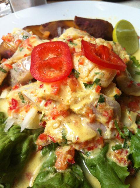 ペルーのお刺身サラダ?セビーチェ