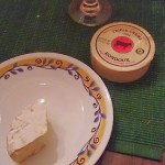 濃厚チーズとワイン