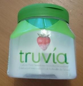 甘味料のTruvia
