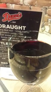 Wine at Dunn's
