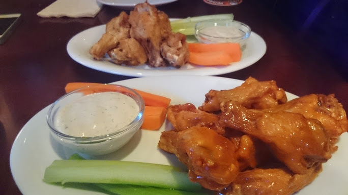 Wings Wednesdays! Elephant & Castle