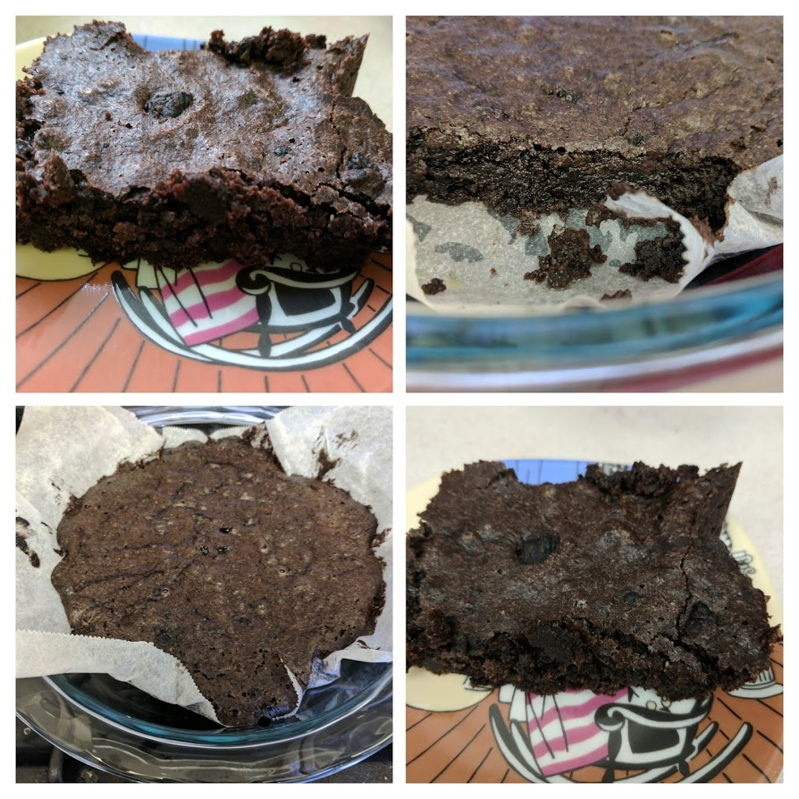 Low Carb Fudgy Cocoa Brownies