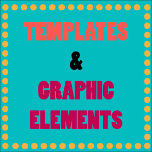 Templates & Graphic Elements