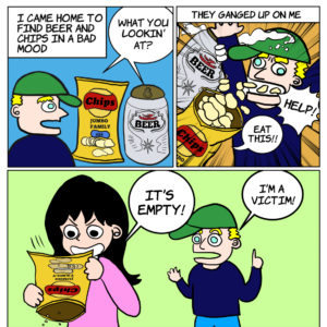 Chips Attack