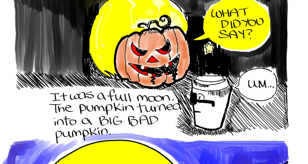 The Pumpkin Spice Latte Story
