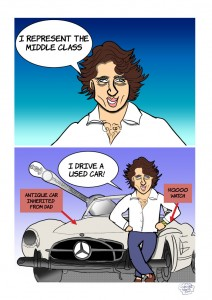 Justin Trudeau Represents Middle Class