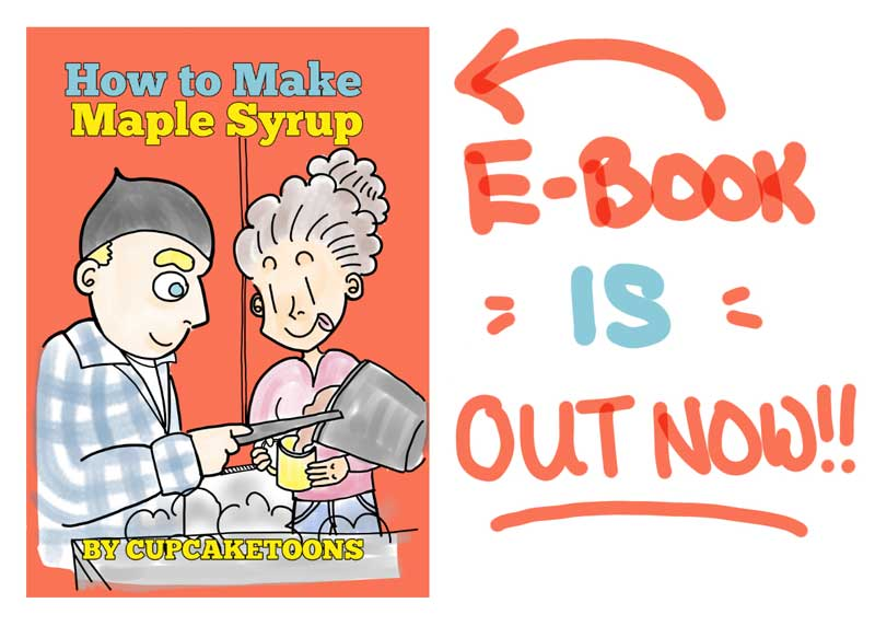 Maple Syrup Ebook Out Now