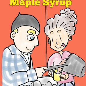 How to Make Maple Syrup ebook cover